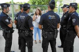 UGT denuncia una «purga» en la Policía Local de Palma y que colocan a los afines