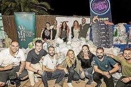 Children of the 80´s recauda más de 3.000 kilos de comida