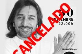 Cancelado el concierto de Antonio Carmona en Trui Teatre