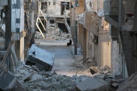 Los últimos bombardeos sobre Alepo dejan más de veinte muertos