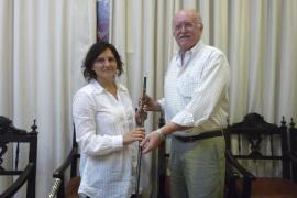 Caterina Mas entra en la historia y se convierte en la primera alcaldesa de Petra