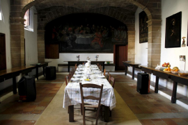 Una tesis propone adaptar los conventos de clausura de Palma como reclamo turístico cultural