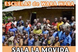 Versionados canta en La Movida a favor de Escuela de Wara Wara