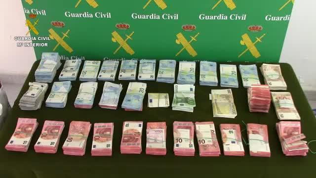 Detenida una persona en Algaida con media tonelada de marihuana