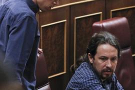 Pablo Iglesias considera un «fraude» las dimisiones para hacer caer a Sánchez