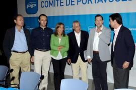 Rajoy señala a los parados y a Patxi López como los perjudicados del pacto Gobierno-PNV