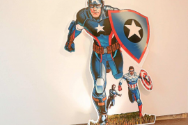 El presente de Spiderman, Iron Man o Los Vengadores
