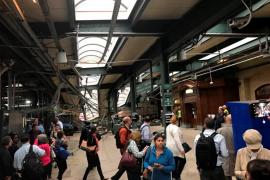 Accidente en la estación de tren de Hoboken, Nueva Jersey