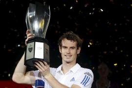 Murray desquicia a Federer  y conquista su segundo título del año