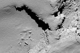 La nave Rosetta ha impactado contra su cometa