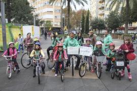 C's Palma celebra que Cort realice una campaña para la convivencia de ciclistas y peatones
