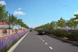 Las obras de la carretera Llucmajor-Campos empezarán en enero
