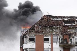 Al menos 2 muertos y 16 heridos en incendio en un hospital de la ciudad alemana de Bochum