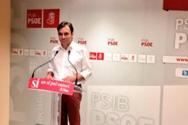 El PSIB exige la convocatoria inmediata de un Congreso Federal extraordinario