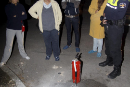 La Policía irrumpe durante la celebración de un rito satánico y de magia negra en Palma