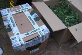 La Guardia Civil desmantela un punto de venta de drogas en Inca al que acudían menores