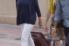 Armengol: «Desgraciadamente el 'no' a Rajoy no ha sido la postura mayoritaria»