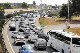 El tráfico en los ejes viarios de Mallorca crece un 6,5 % anual