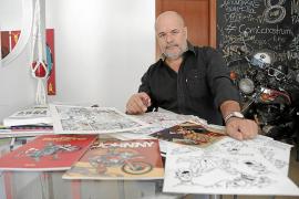 Johnny Roqueta revisa sus días en 'El jueves'