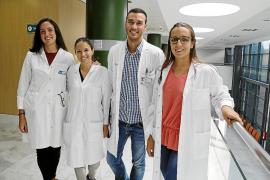 Más de 200 estudiantes de Medicina hacen sus prácticas en Son Espases