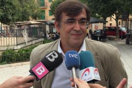 Antich sostiene que «si hay que cambiar el 'no' a Rajoy lo tiene que decidir la militancia»