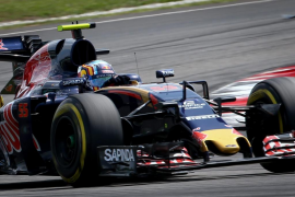 Sainz, en Malasia, lamenta «no haber cogido el punto, hubiese sido el broche a la carrera»