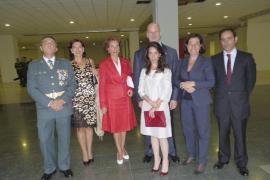 La Guardia Civil celebra la Virgen del Pilar en Son Sant Joan