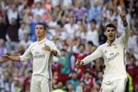 Un decepcionante Real Madrid no pasa del empate en casa ante el Eibar