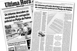 La Fiscalía indaga el cierre 'en falso' en 2004 de una investigación por corrupción en Palma