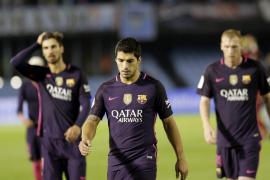 El Barcelona vuelve a tropezar en Balaídos