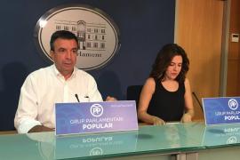 El PP expresa su respeto ante la crisis del PSOE