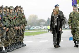 España da por cumplida su misión en Bosnia tras 18 años de presencia en el país