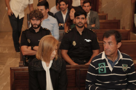 Maria Antònia Munar confiesa el soborno de Can Domenge