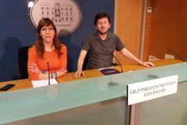 Podemos pide al PSIB que blinde los 'Acords pel canvi' ante la crisis en Ferraz