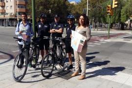 Cort publica una guía que ilustra los derechos y los deberes del ciclista urbano