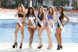 Visita a Mallorca de las 20 finalistas del certamen Miss Tourism Spain 2016