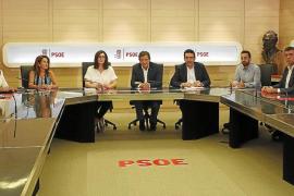 El PSIB se aferra al 'no' y sostiene que cualquier cambio se decidirá en Balears