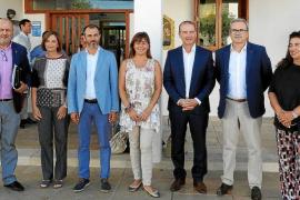 Armengol promete la promoción turística a los consells en 2017