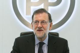 Rajoy a sus mesnadas: «¡A por ellosh, oé!»