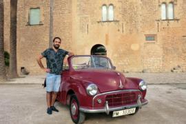 Un pequeño coche que se hizo grande