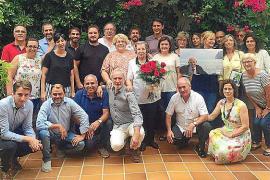 El PSIB de Pollença homenajea a Tomeu Joy y designa a Francisca Ramon presidenta