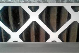 Denuncian el mal estado de los filtros de aire de Son Espases
