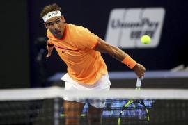 Nadal y Carreño se clasifican para las semifinales de dobles en Pekín
