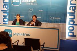 El PP acusa a Ensenyat de mentir con respecto al proyecto viario de Llucmajor a Campos