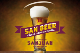 San Beer, la feria de la cerveza solidaria del Mercado Gastronómico San Juan