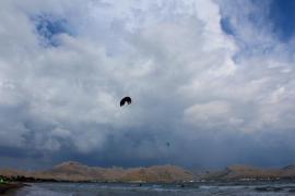 Este jueves, tormentas fuertes en Balears y temperaturas en descenso
