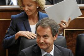El Gobierno anuncia un 'plan B' para «actuar sin vacilar» si se dispara el déficit