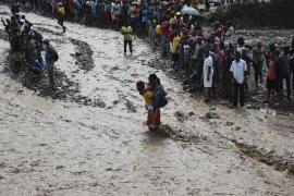 El número de fallecidos en Haití por el huracán 'Matthew' se eleva a 264