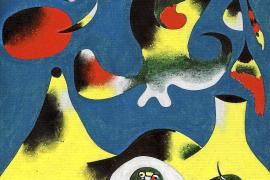 Christie's subastará un óleo de Joan Miró por precio récord para el artista
