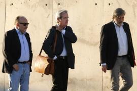 Los acusados por las 'black' endurecen su estrategia: «Hemos sido cabezas de turco»